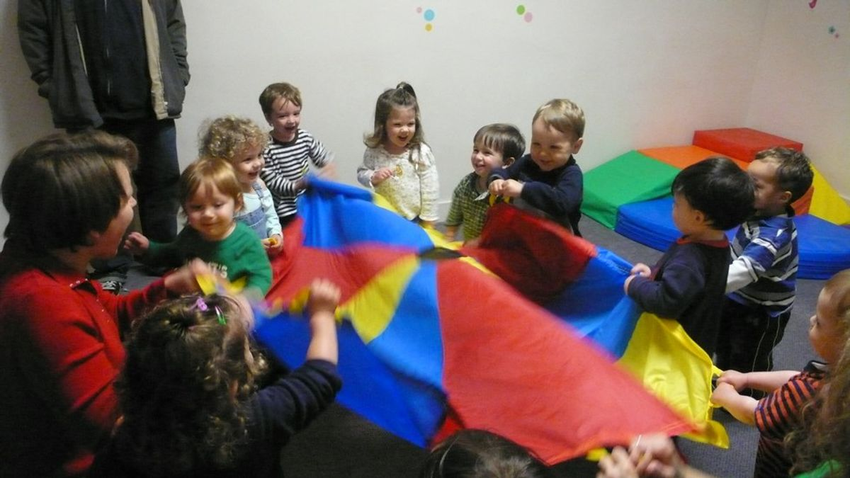 Why I Love Working at a Child Development Center