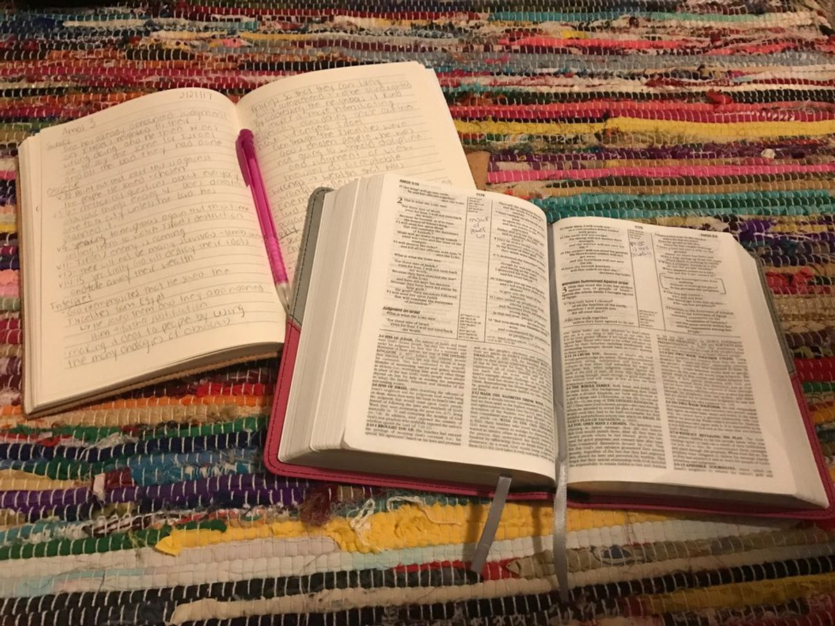 A New Way to Study the Bible