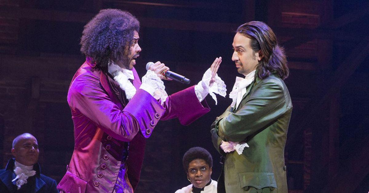 """""""Hamilton"""" Is Near"""
