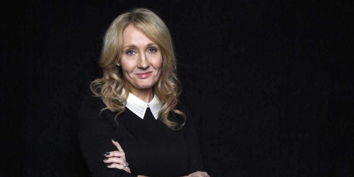 21 Inspiring J.K. Rowling Quotes