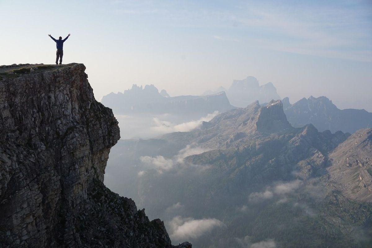Facing Fears, Finding Freedom
