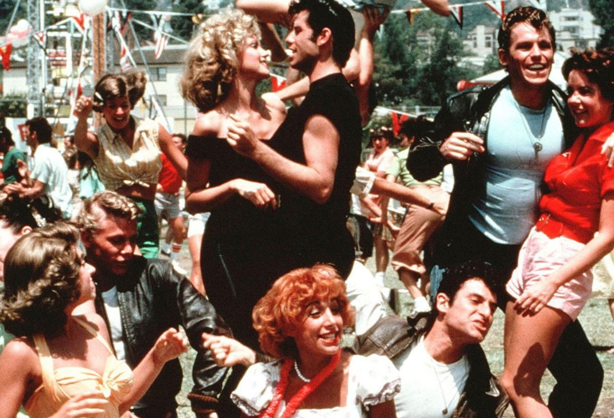 Midterms Week, as told by The Cast Of Grease