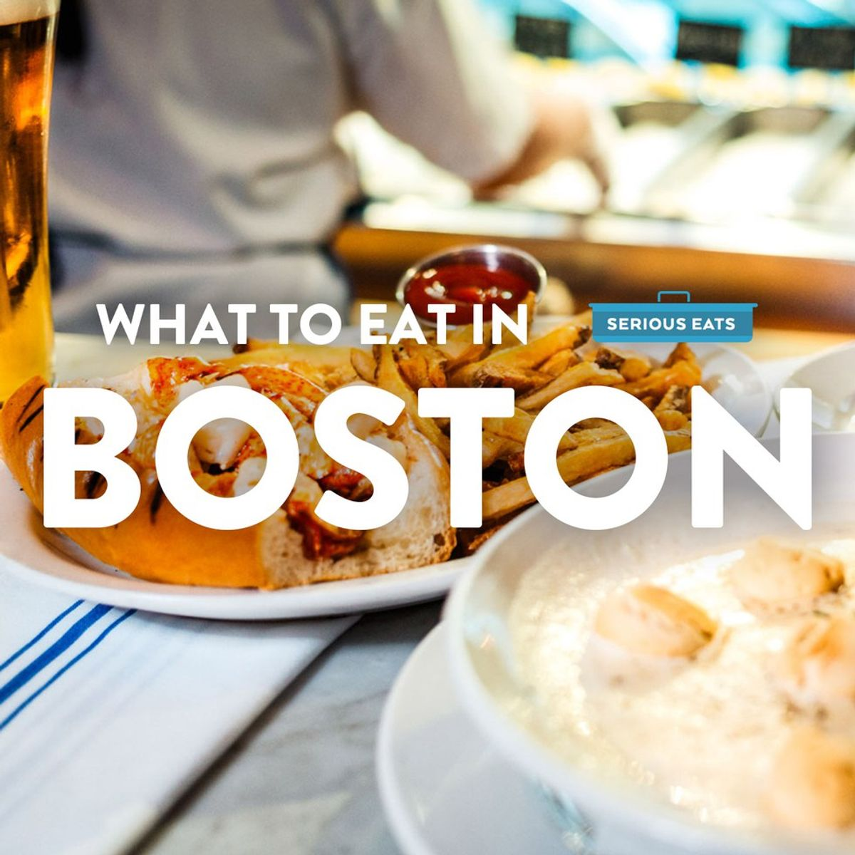 The Seven Best Places To Eat In Boston