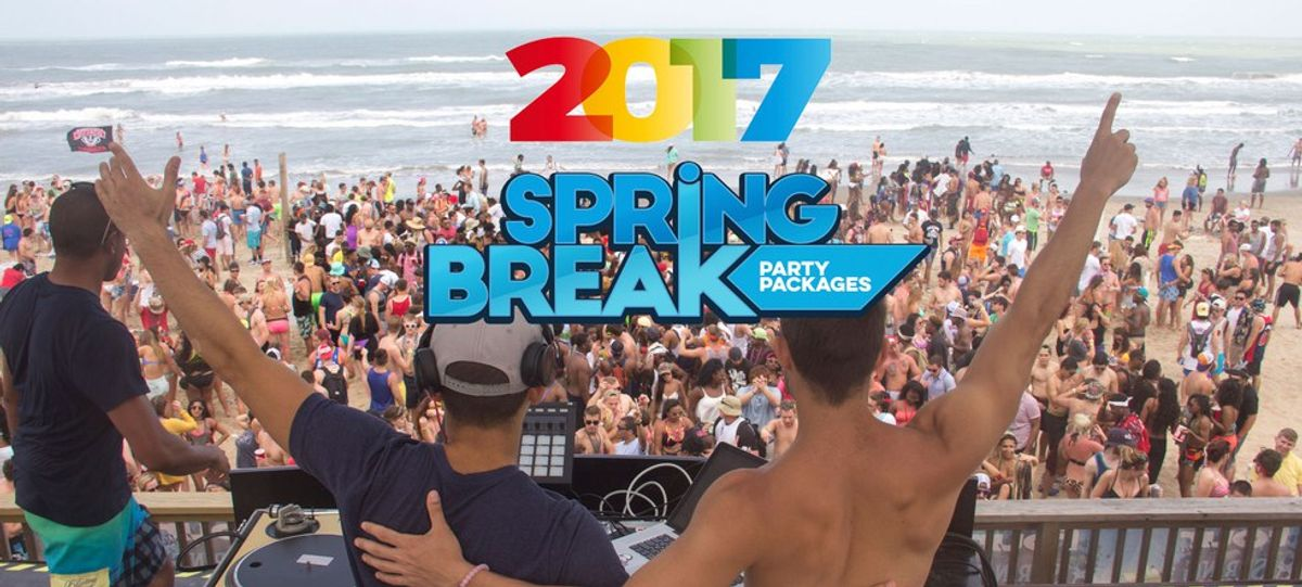 What Should You Do For Spring Break?