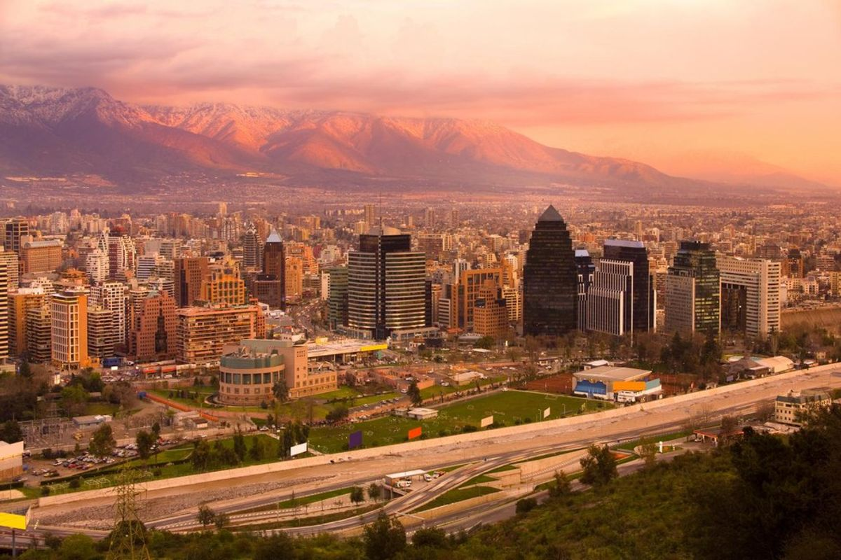10 Things I Learned My First Week Studying Abroad In Santiago de Chile