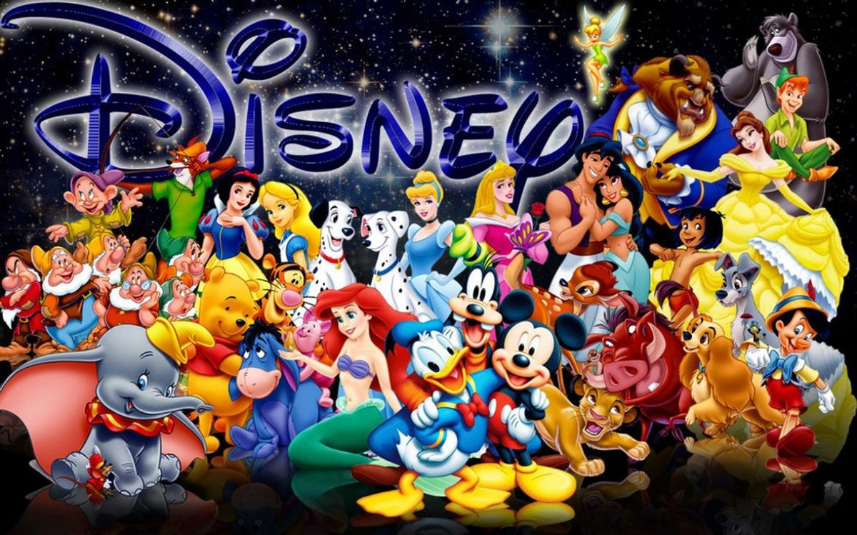 5 Disney Movies To Get You Through The Week