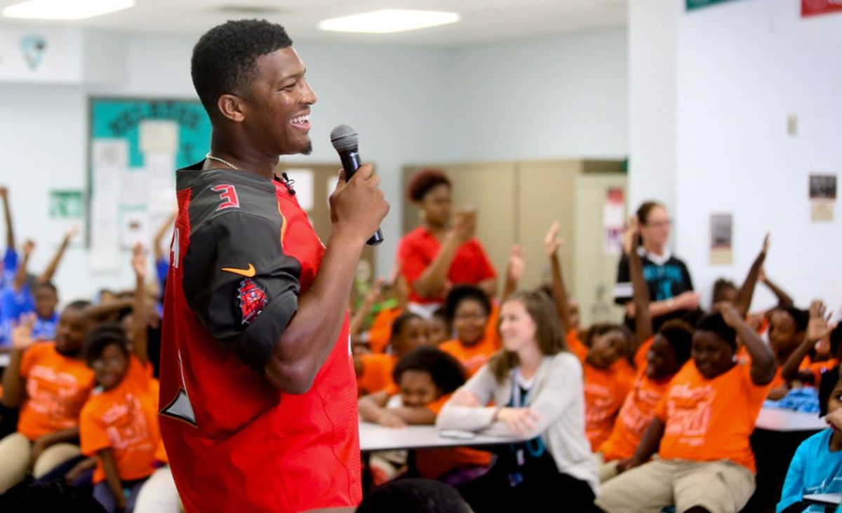 Why Jameis Winston (And Society) Needs To Be Educated On Feminism