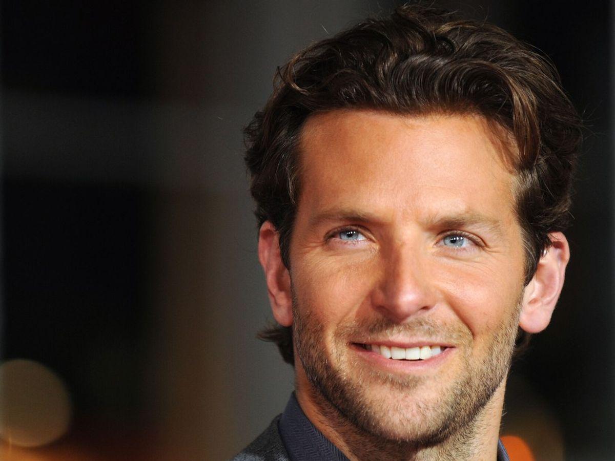 Two Words: Bradley Cooper