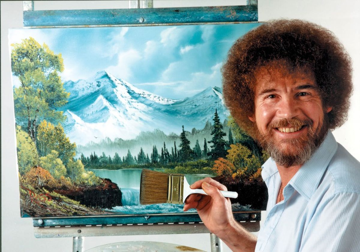 The Ultimate Bob Ross-Source