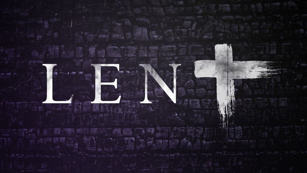 12 Things To Do For Lent