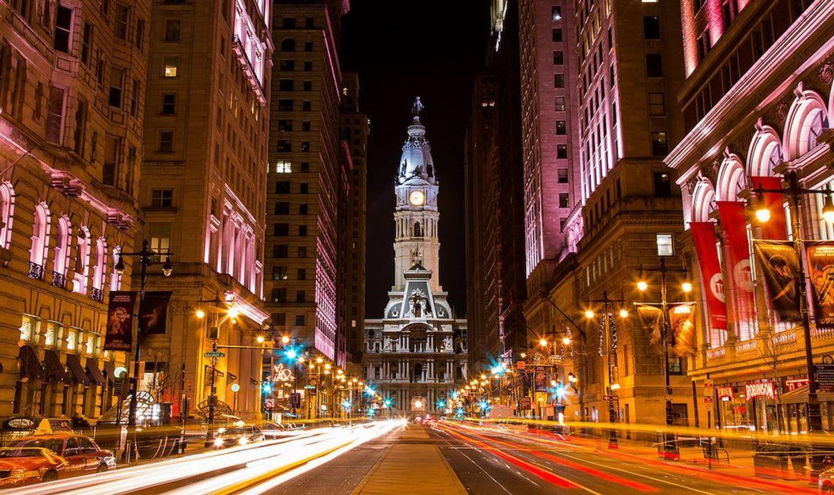I Love You, Philadelphia