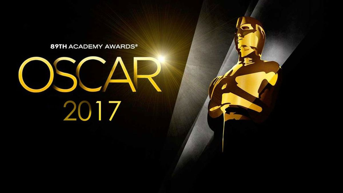 The 2017 Oscars Robbery