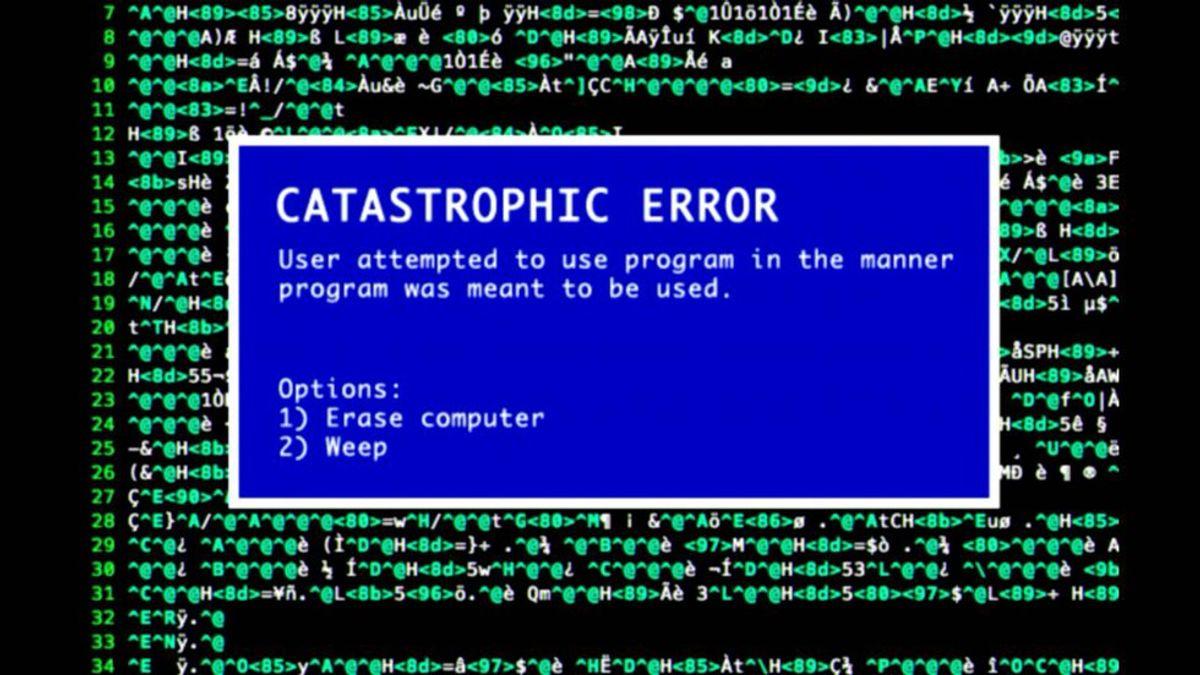 I Hate Technology Sometimes: A Poem