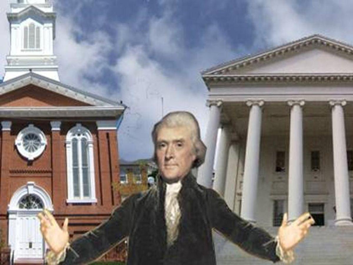 Should Christians Keep Their Faith Out Of Politics?