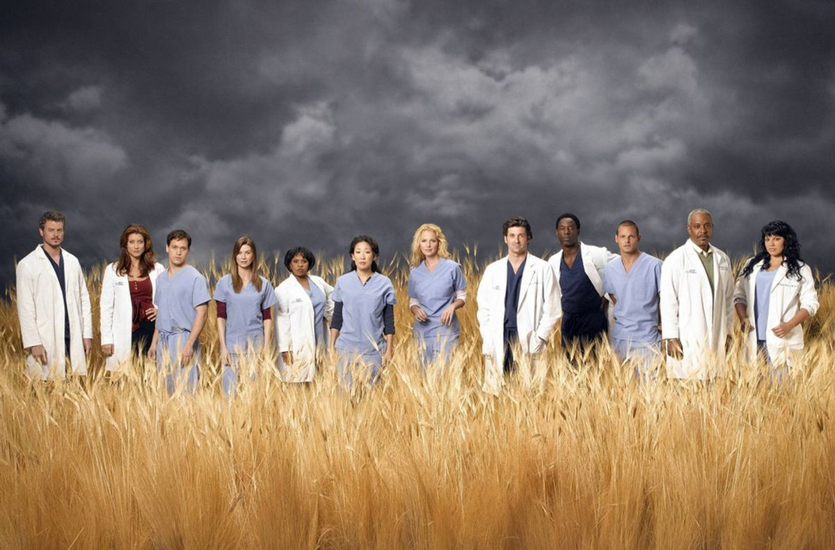 20 Times Shonda Rhimes Ripped Our Hearts Out On Grey's Anatomy