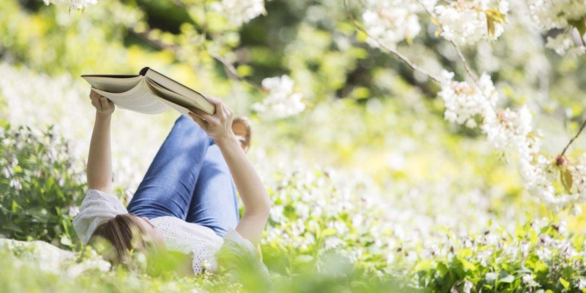 15 Books To Make Your Spring Break Better