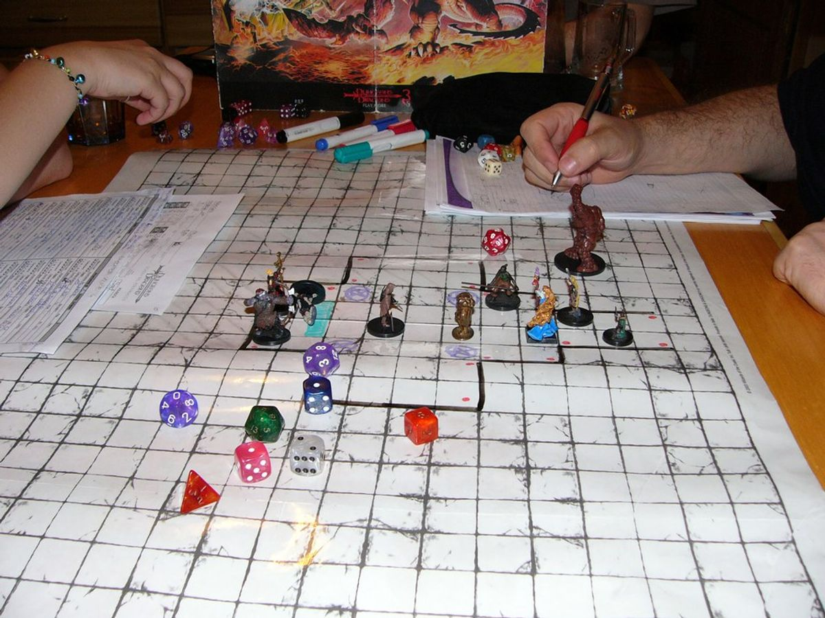 Advice for Dungeon Masters