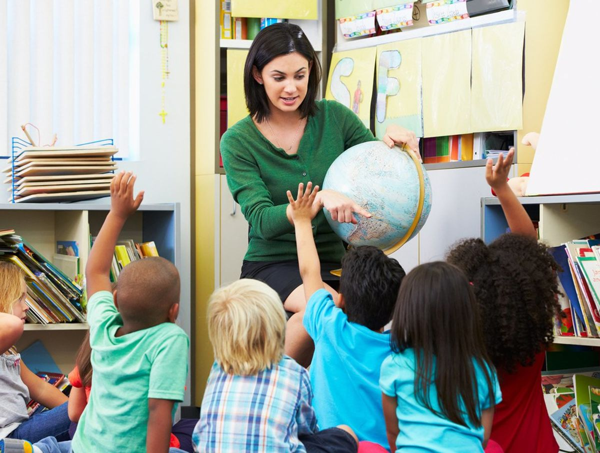 Why Would You Want To Be A Teacher?