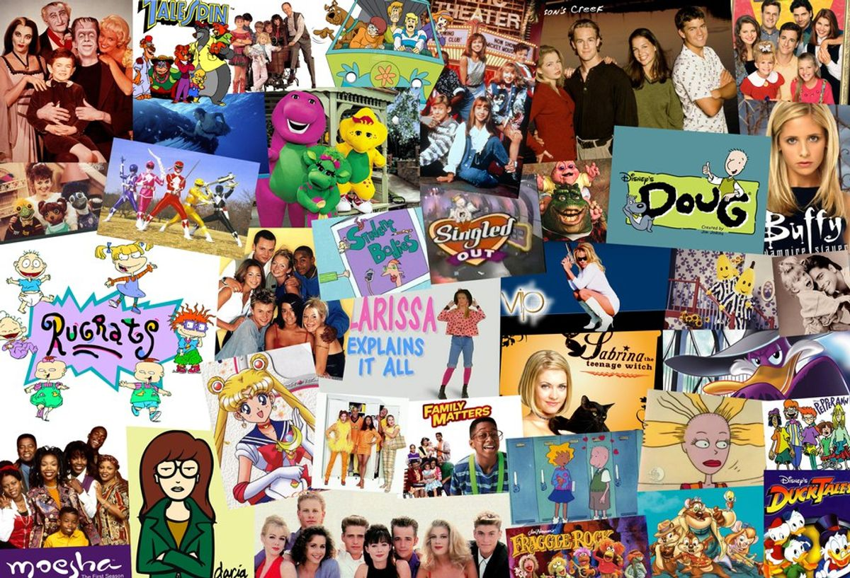 40 Early 2000's TV Shows That Will Make You Feel Nostalgic