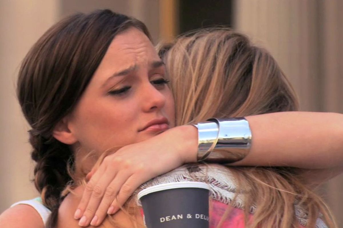A Love Letter To My Sorority Sisters, As Told By Gossip Girl