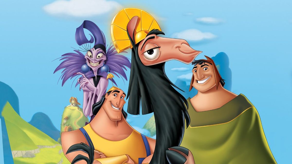 "15 Reasons ""The Emperor's New Groove"" Is The Best Disney Movie"