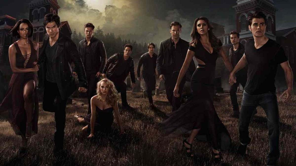 Recap Of The Original Vampire Diaries Cast