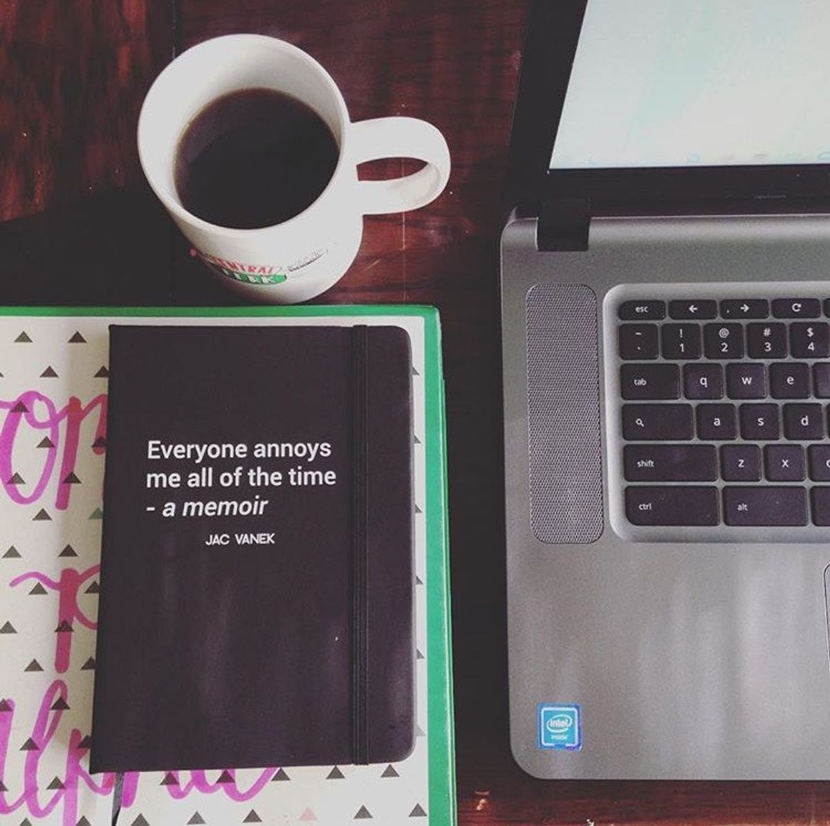 13 Thoughts Every Girl Has Before Their First Cup Of Coffee