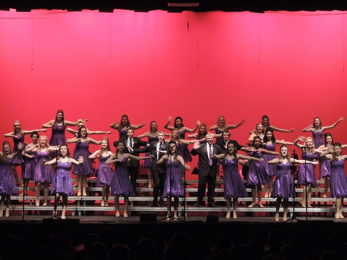 11 Things Everyone Misses About Show Choir