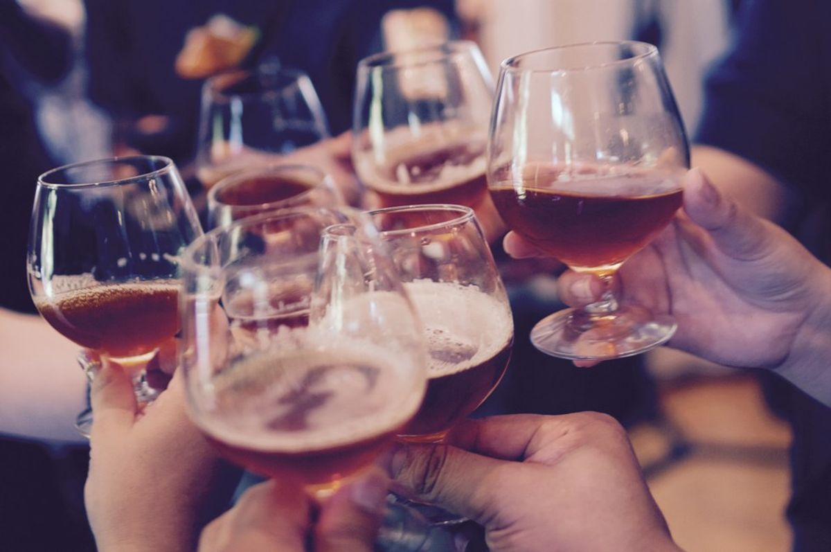 10 Types Of Drunk People You See