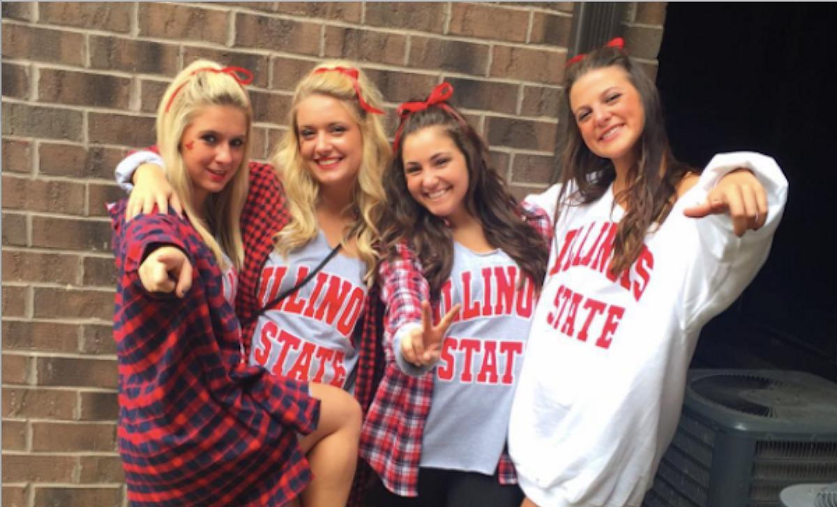 6 Ways You Know It's Darty Season At Illinois State University