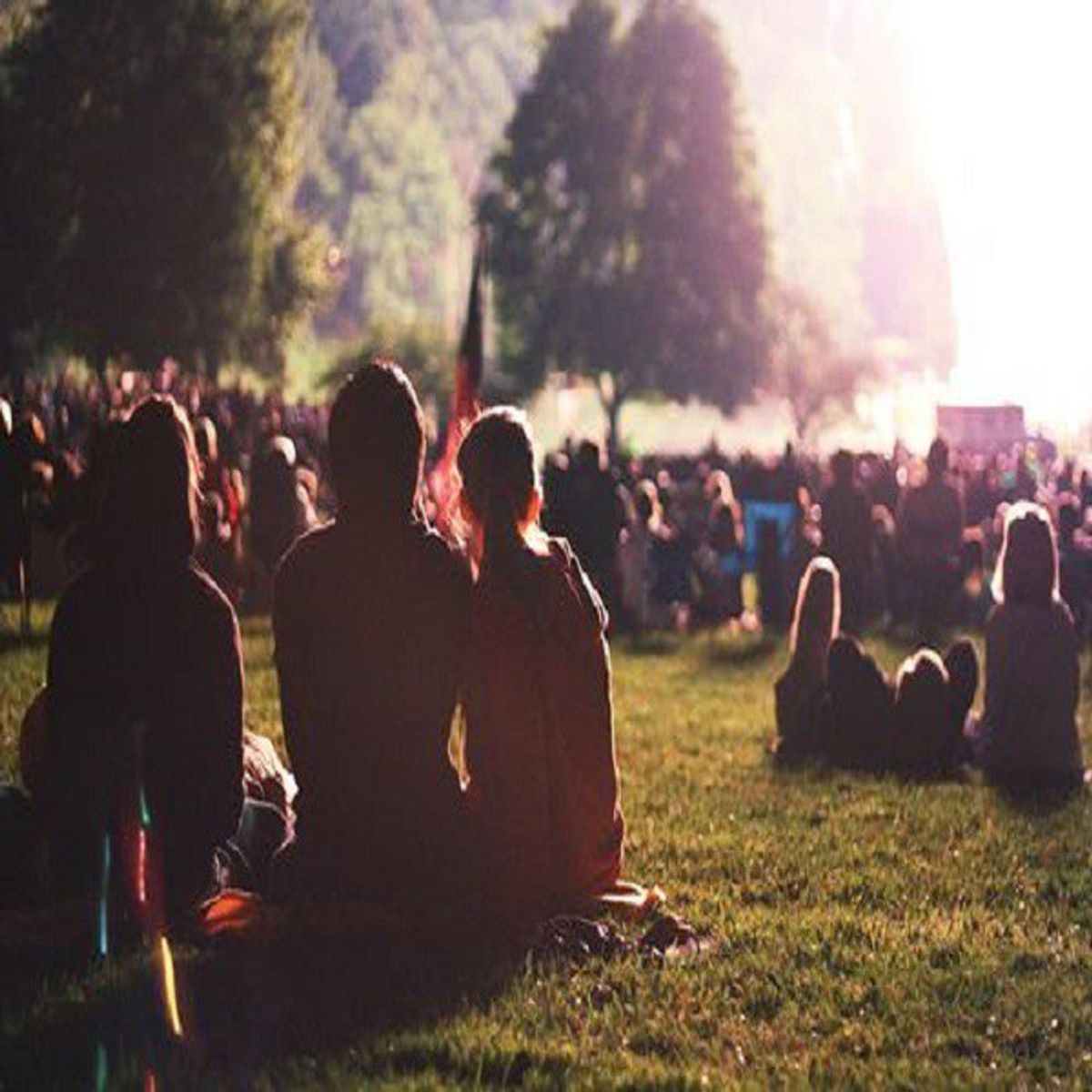 10 Things I Love About Lawn Seating At Concerts