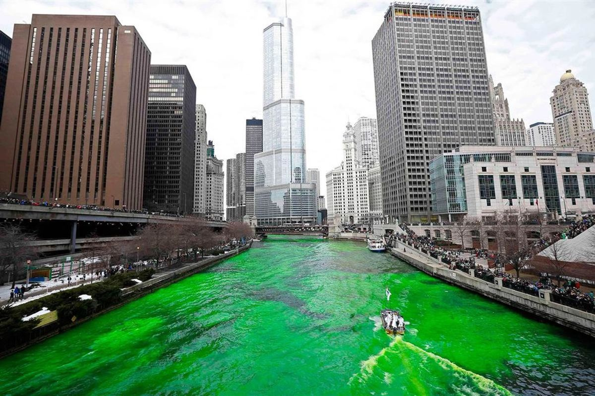 Why Chicago Is The Best Place To Celebrate St. Patrick's Day