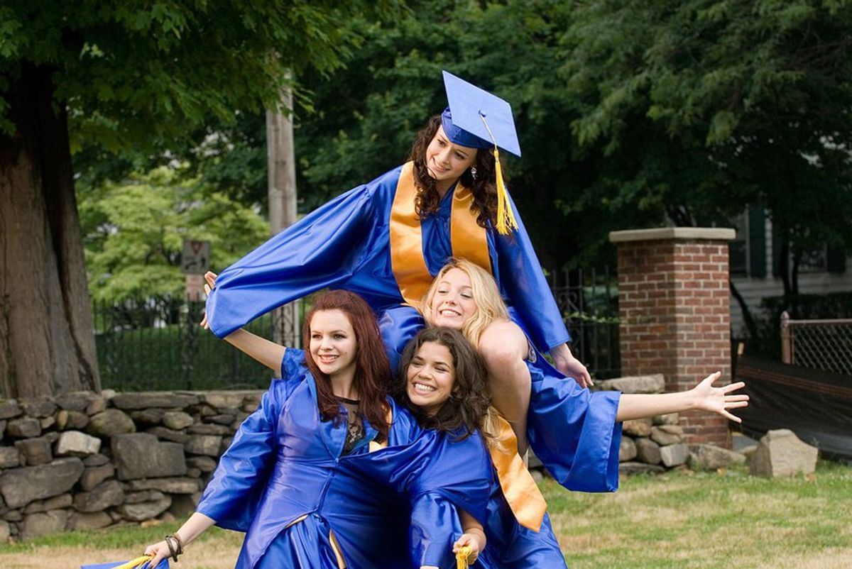 10 Reasons I'm Excited To Graduate From College