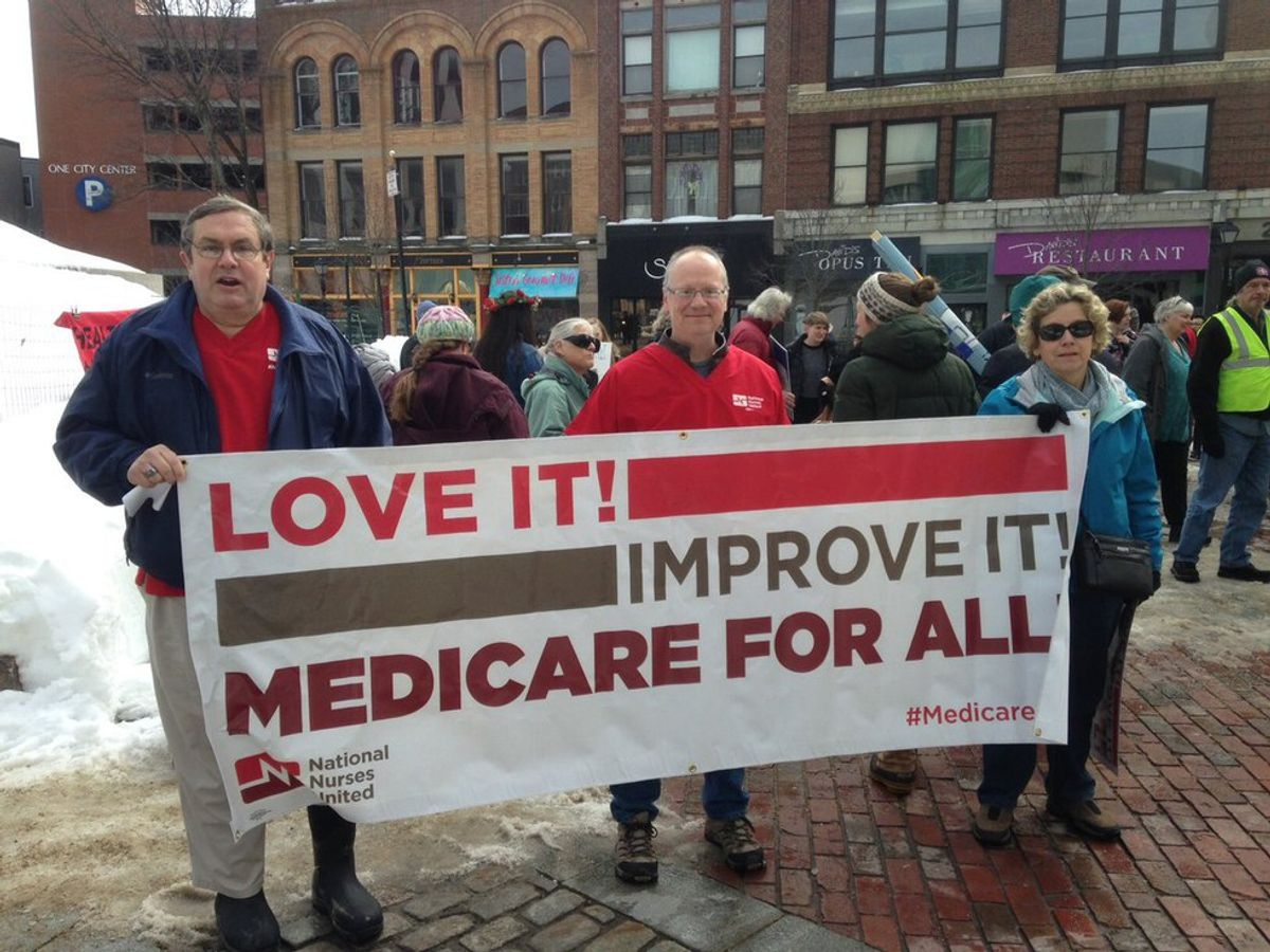 Liberals Want Obamacare, Conservatives Want Repeal, And Everyone Should Want Single Payer