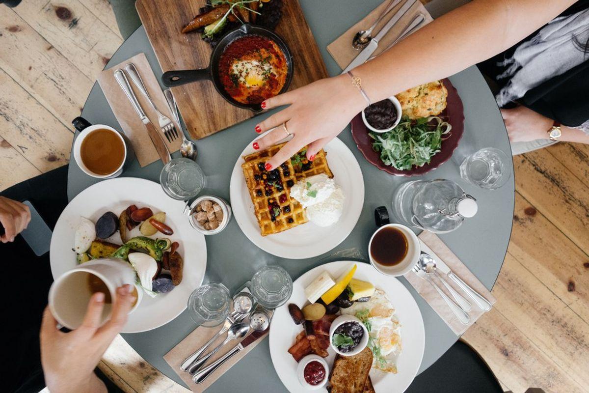 Asheville's Best Breakfast Destinations
