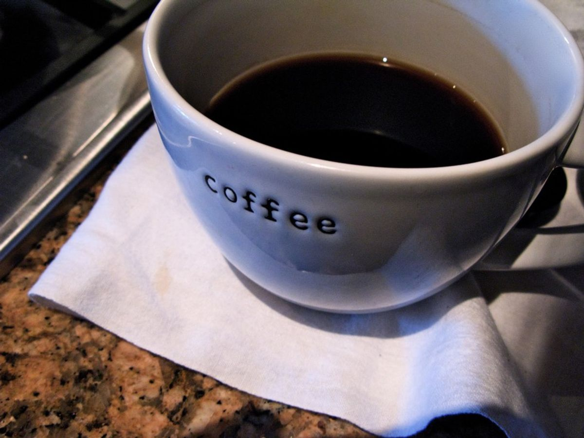 12 Confessions Of A Coffee Addict