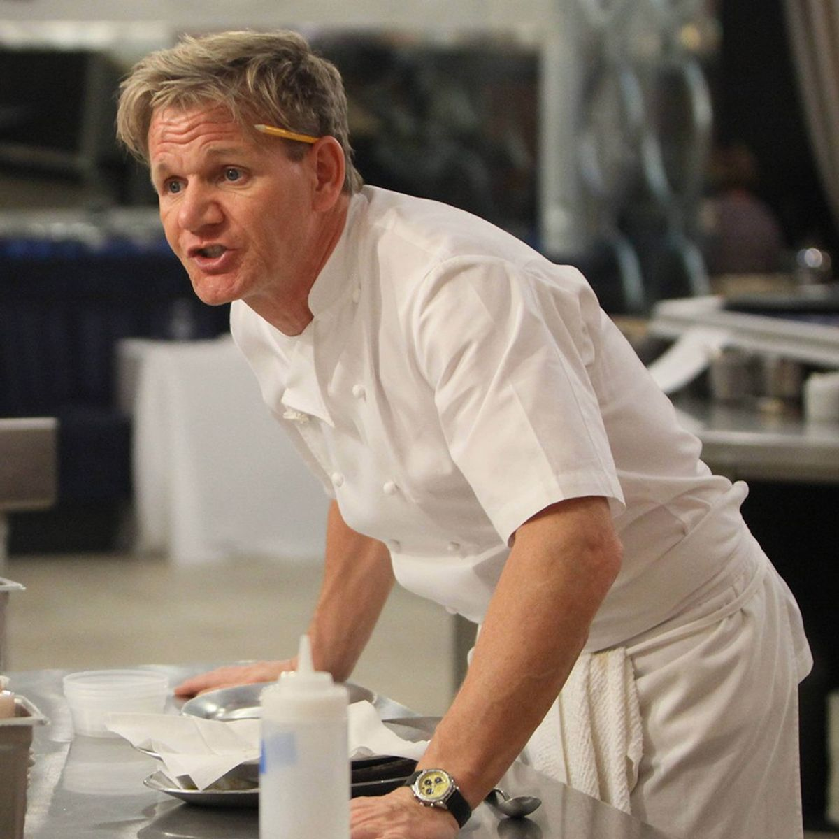 10 Stages Of Watching The Cooking Channel, As Told By Gordon Ramsay