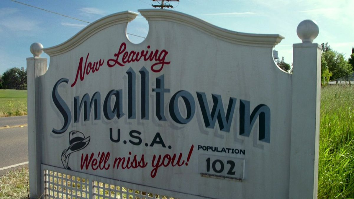10 Signs You Grew Up In A Small Town