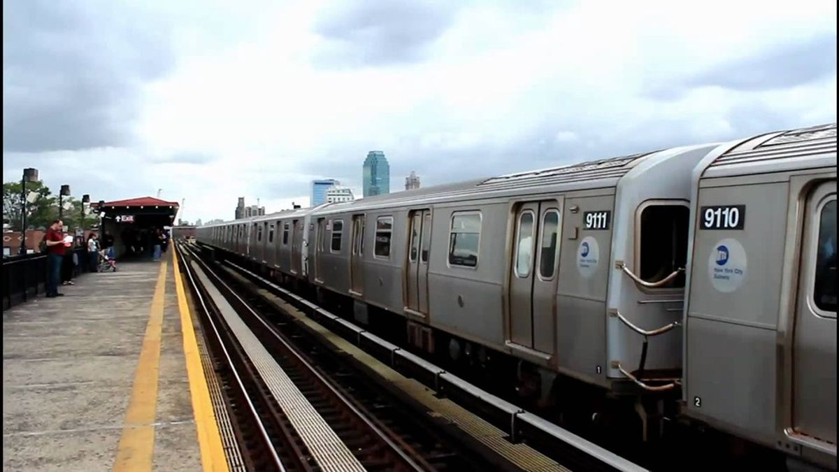 9 Things That Are Faster Than The MTA