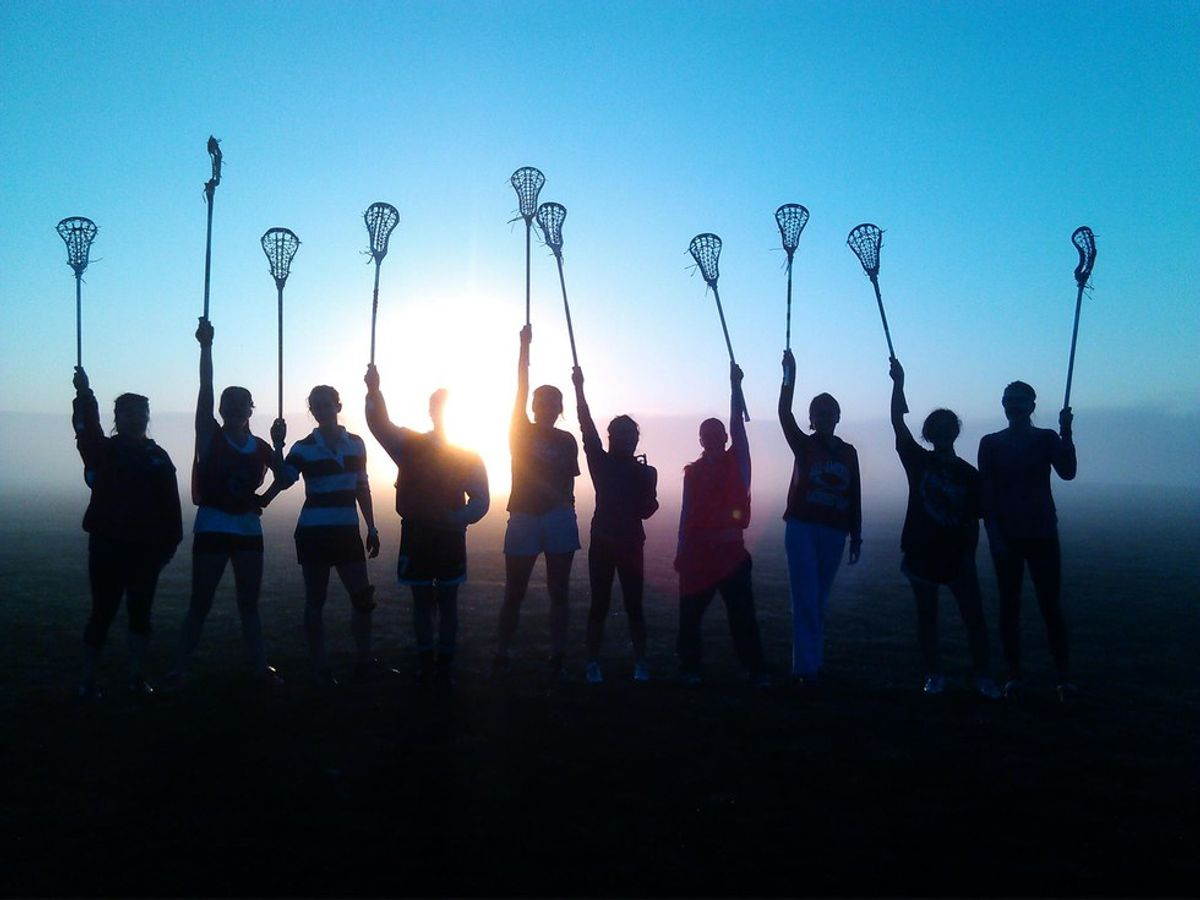 6 Reasons Lacrosse Is The Best Universal Sport