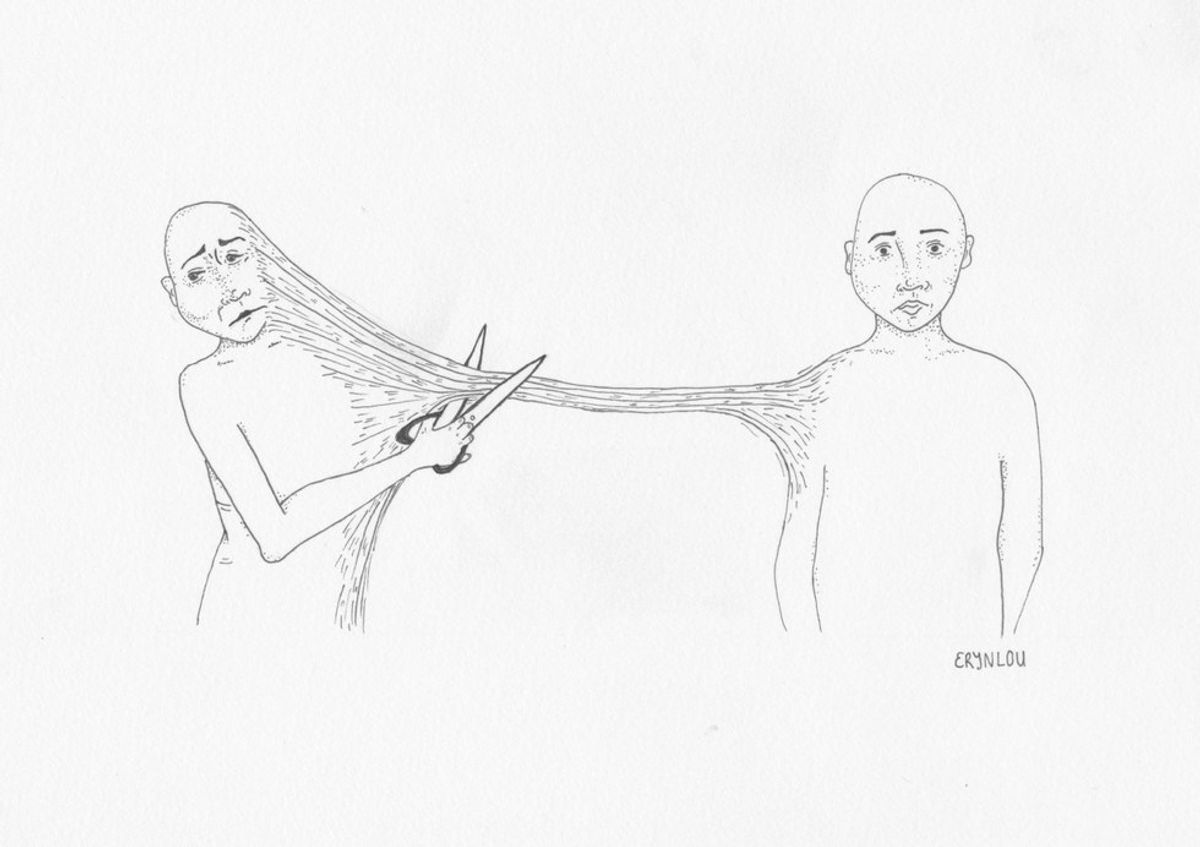 How to Cut Ties With Someone