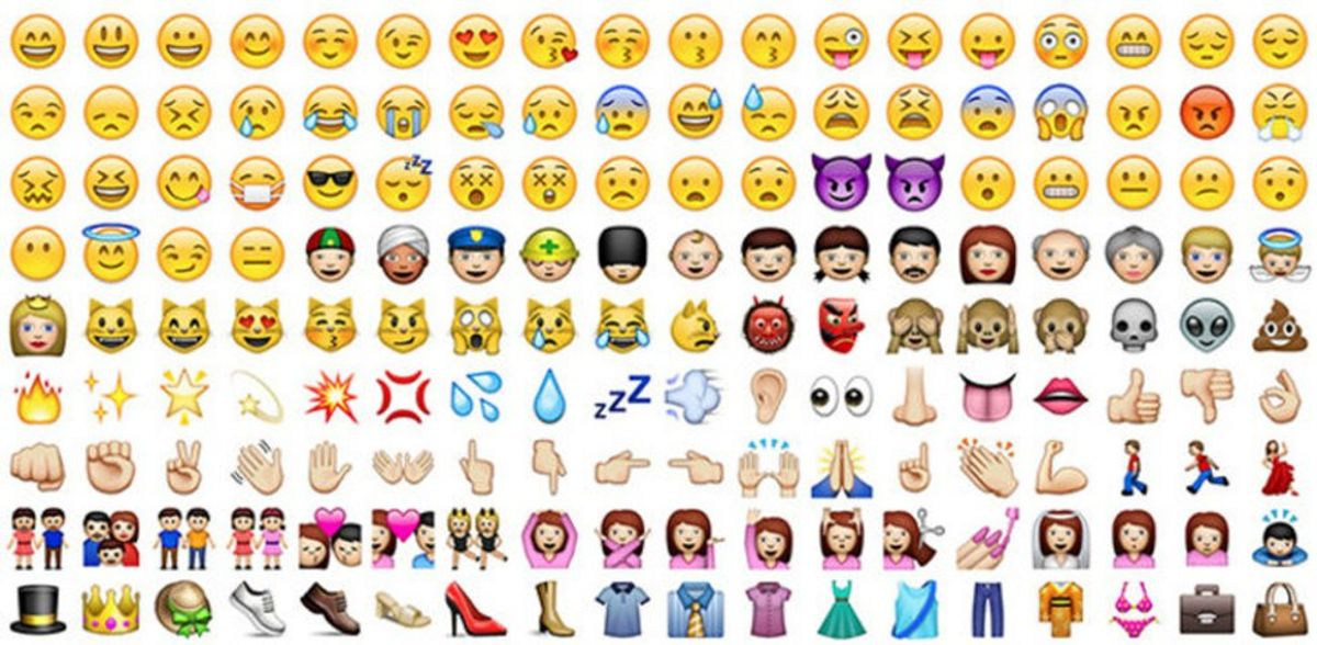 Why Emojis Are Important For Our Generation