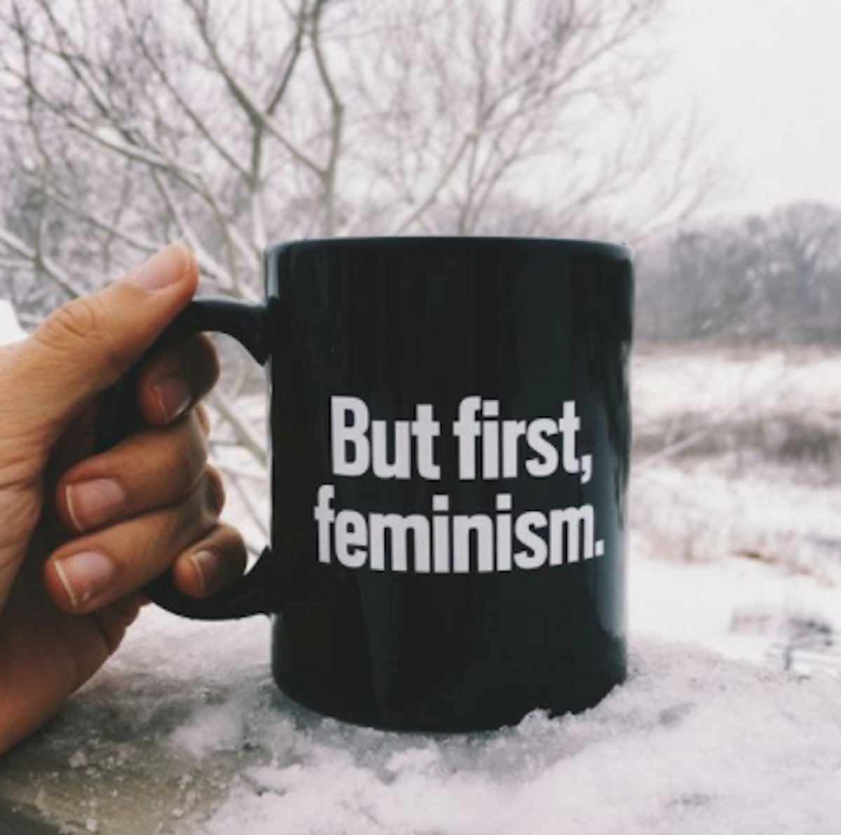 11 Coffee Mugs For Those Fighting The Patriarchy