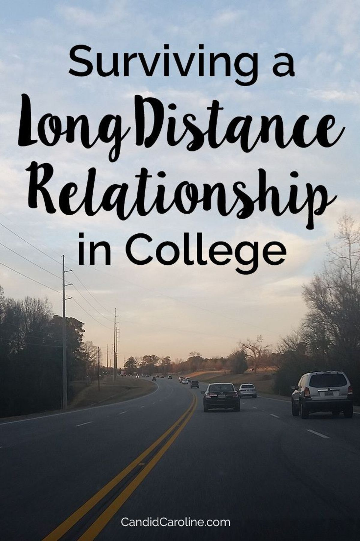 How to Survive A Long Distance College Relationship
