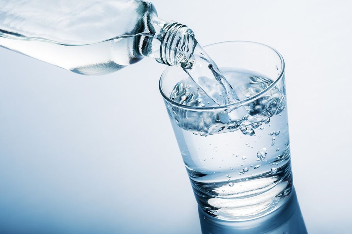 How To Get Yourself To Drink More Water