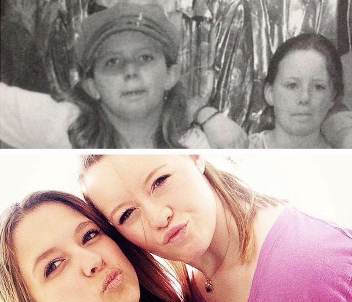 13 Milestones Of A Lifelong Friendship