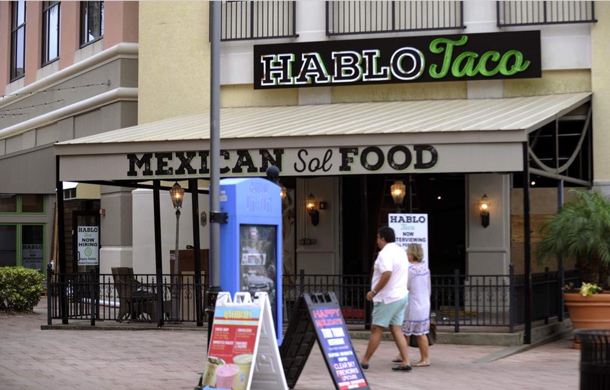 10 Restaurant Treasures In Tampa, FL