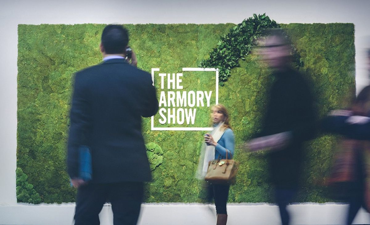 Highlights From The Armory Show 2017