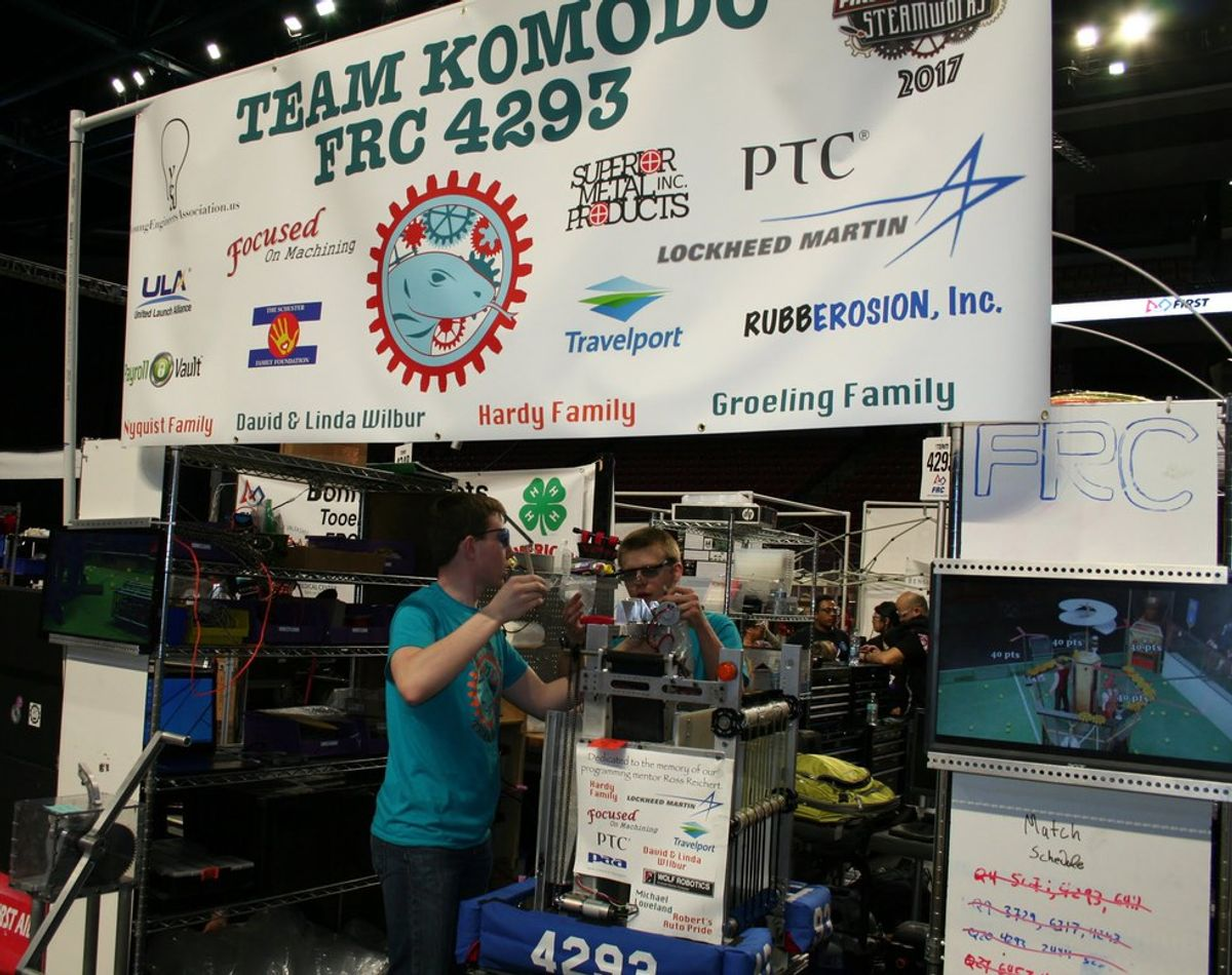 5 Kids You'll Find on Every Robotics Team