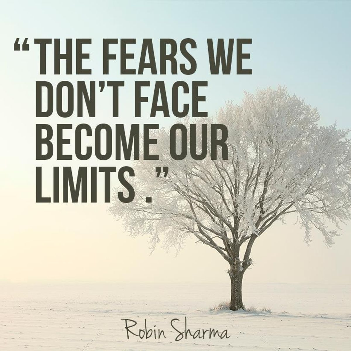 100 Days Without Fear.
